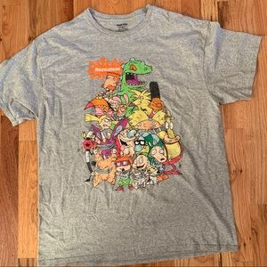 🍒💣Nickelodeon cartoon t-shirt